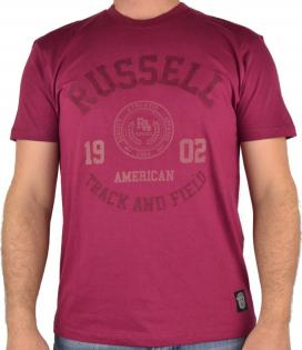 RUSSELL S/S CREW TEE