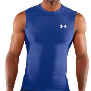 UA Heat Gear Sleeveless T