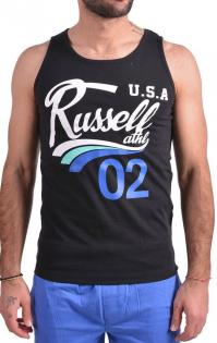 RUSSELL SINGLET WITH ATH PRINT