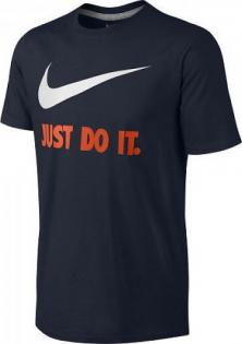 NIKE T-SHIRT DARK BLUE